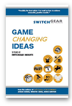 Game Changing Ideas: 10 Years of SwitchGear Insights